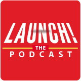 Launch! the Podcast Artwork