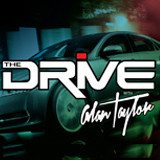 The Drive with Alan Taylor Artwork