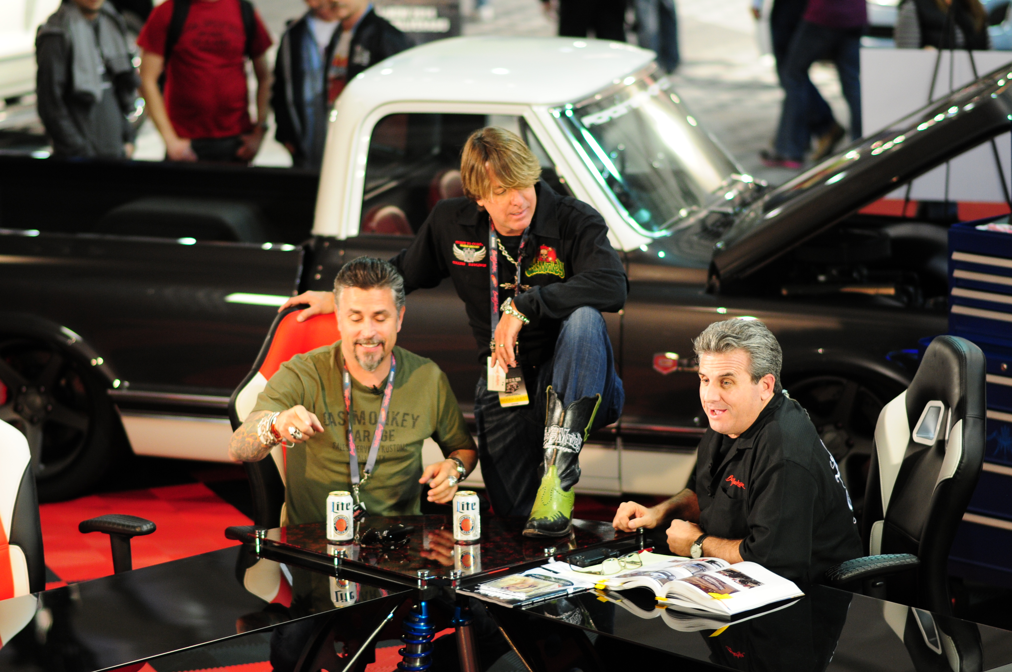 Fast N Loud Richard Rawlings Richard rawlings and aaron