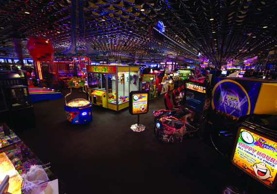 Peppermill Casino & Resort Arcade