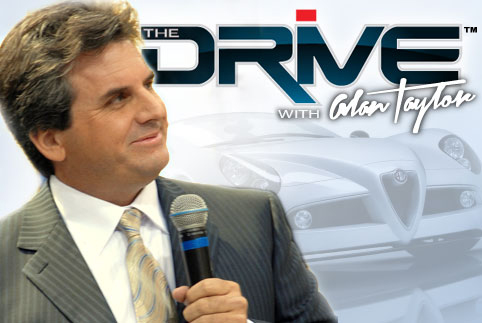 Stephanie's Interview on The Drive with Alan Taylor: RVIA Show Episode