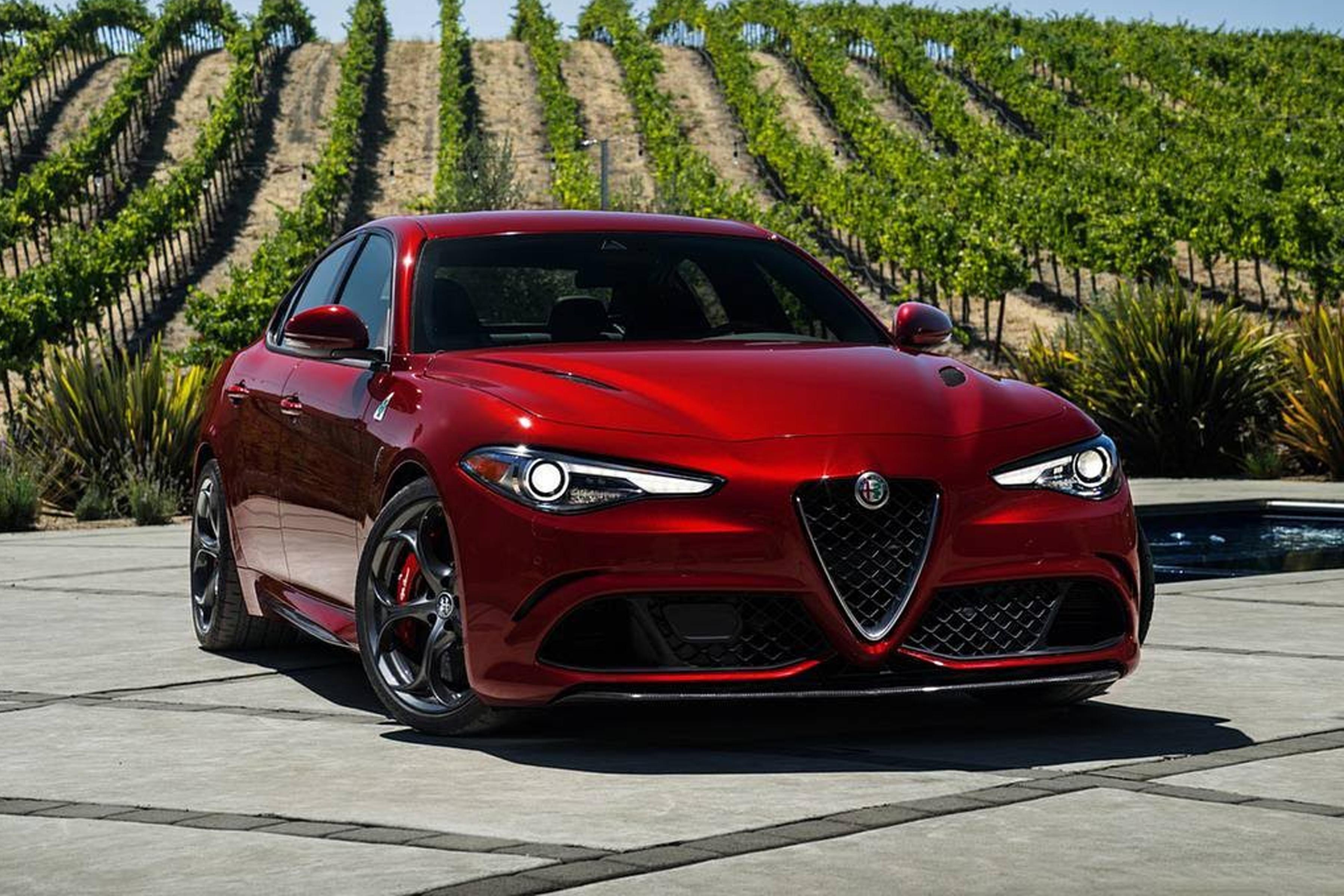 2017 Alpha Romeo Giulia